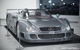 1920x1200 Mercedes-Benz CLK GTRPhoto by Jonathan Moore