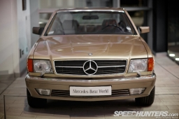 Mercedes-Benz World at Brooklands