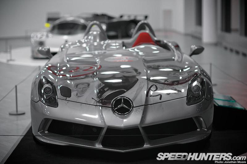Mercedes benz world at brooklands speedhunters for Mercedes benz brooklands
