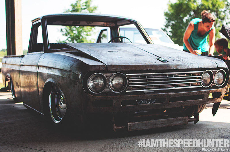 #iamthespeedhunter: Meet Elijah Lane…