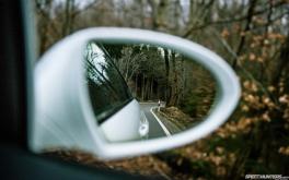 1920x1200 M6 rear view mirrorphoto by Alok Paleri