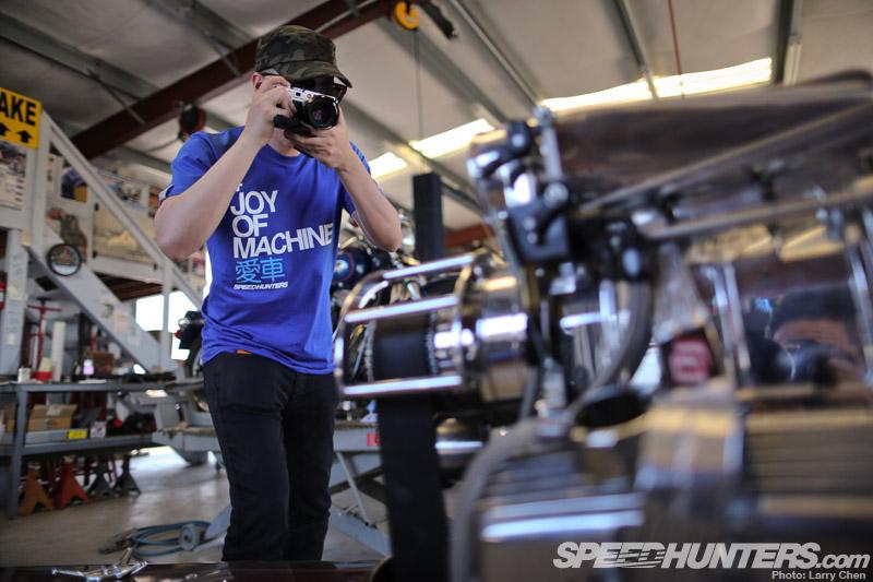 The Process: Speedhuntin'Usa