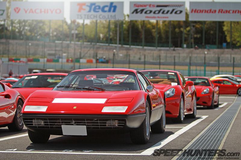 Ferrari Racing Days Japan: The ParkingLots