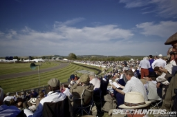 The 2012 Goodwood Revival historic motorsport and aviationevent