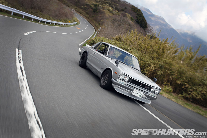 Hakosuka Dream Drive: Touge Roads Of Mt Fuji