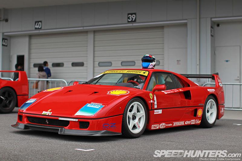 Seeing Red: Ferrari Racing Days Japan - Sdhunters