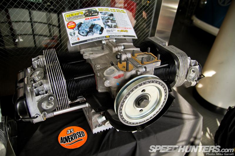 Vw Flat Engineon Porsche 4 Cylinder Boxer Engine