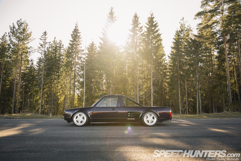 United Nations Of Car Culture The 1jz Caddy Speedhunters