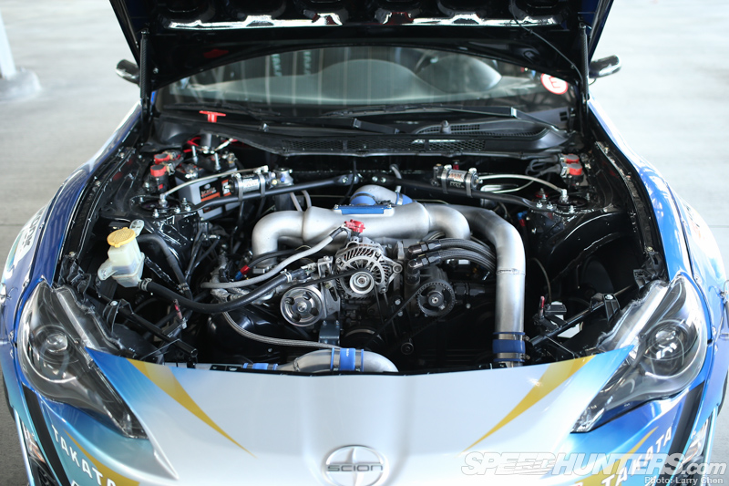Tuner Roots The Greddy Scion Frs  Speedhunters