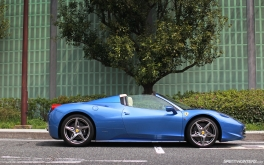 Ferrari 458 Spider Dream Drive #1