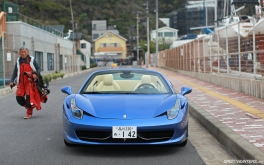 Ferrari 458 Spider Dream Drive #3