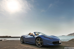 Ferrari 458 Spider Dream Drive #9