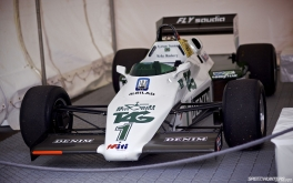 1920x1200 Williams FW08CPhoto by Jonathan Moore