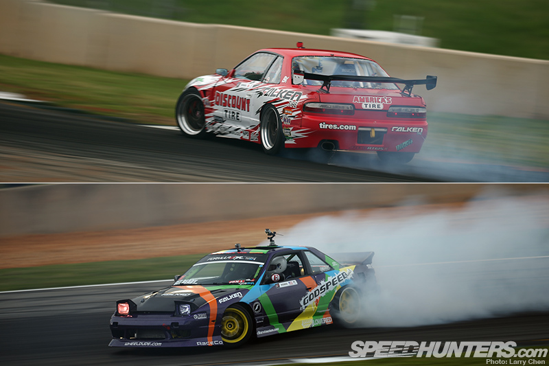 Addicted To Drifting: Pro Versus Privateer