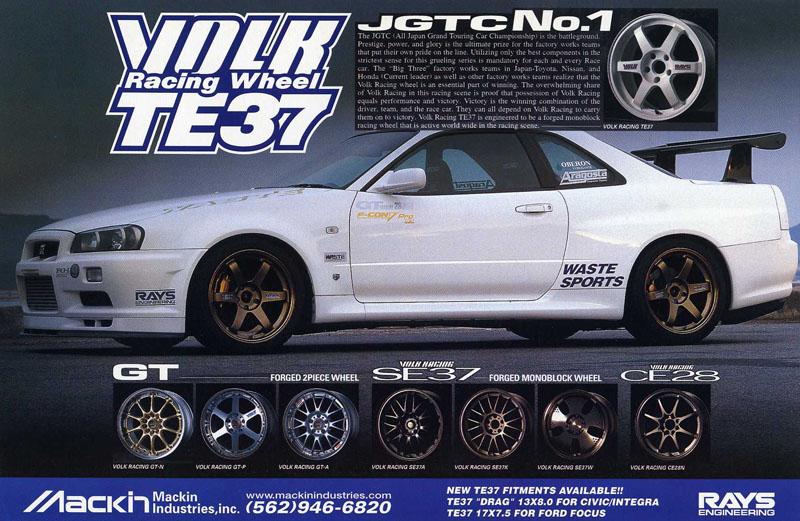 Dream Car Racing Evo >> TE37-15 - Speedhunters