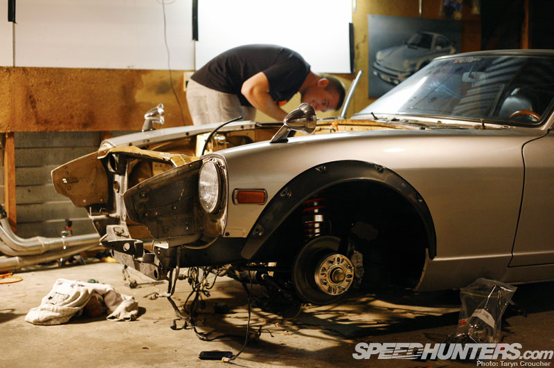 Project Z: L28s And Heartbreak