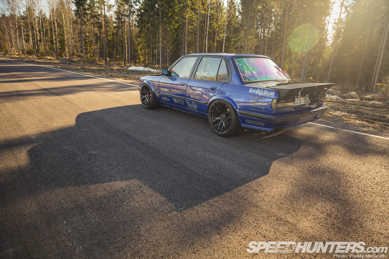 The Murderous Motor: A 931bhp Bmw E30 Turbo