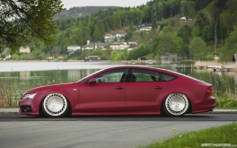 Audi A7 - 1920x1200Photo by Paddy McGrath
