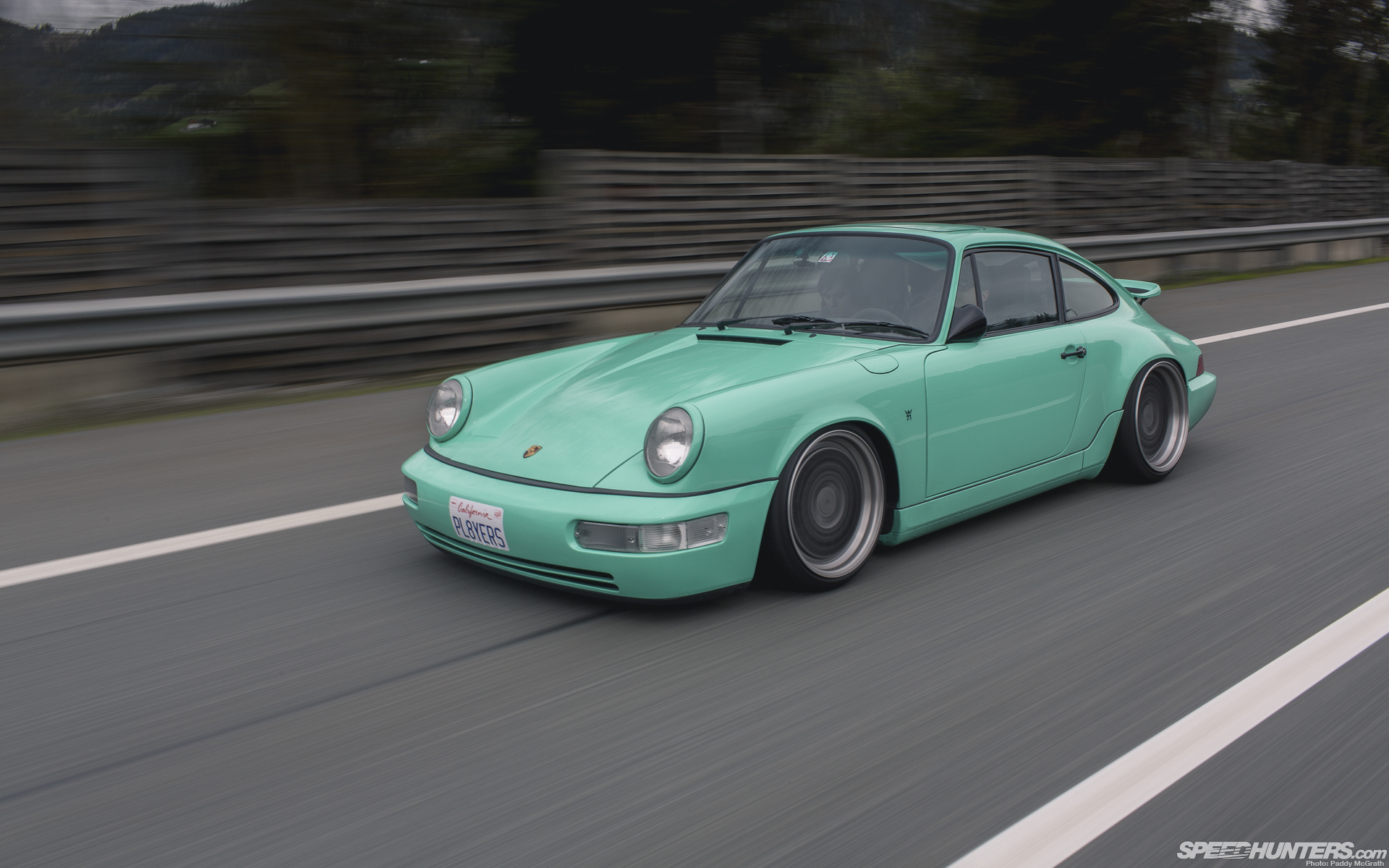 walking the walk the rotiform porsche 964 speedhunters. Black Bedroom Furniture Sets. Home Design Ideas