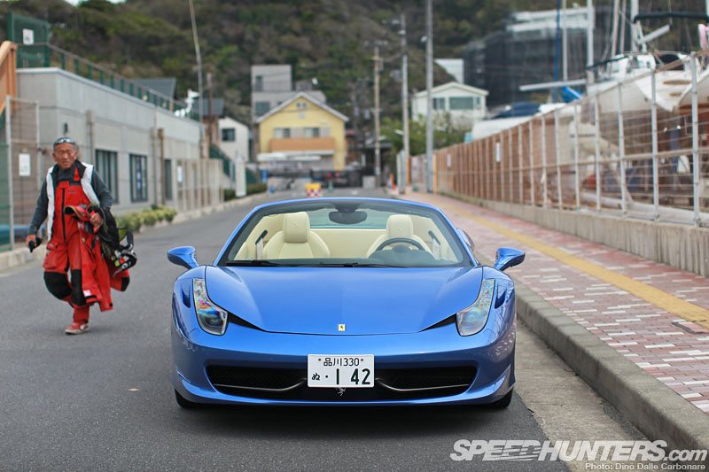 The Ferrari Experience 458 Spider Dream Drive Speedhunters