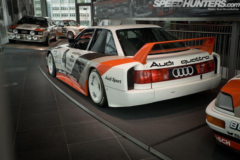 Audi Museum – TheQuattros