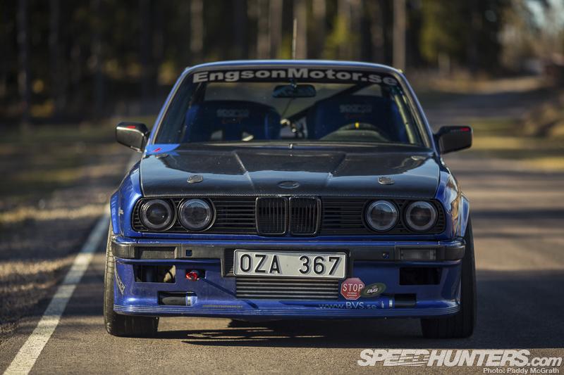 The Murderous Motor A 931bhp Bmw E30 Turbo Speedhunters