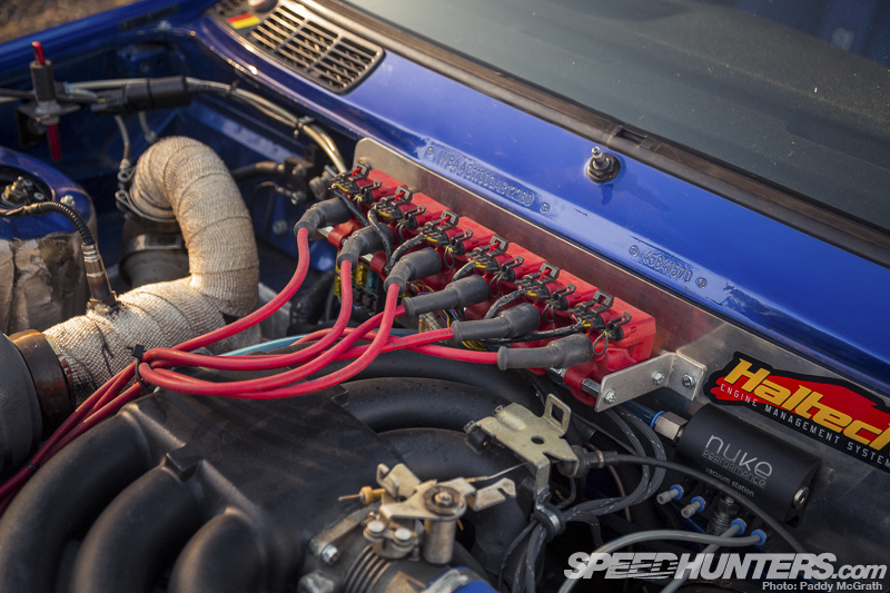BMW E30 M20 Turbo PMcG 8 the murderous motor a 931bhp bmw e30 turbo speedhunters e30 m20 wiring harness at edmiracle.co