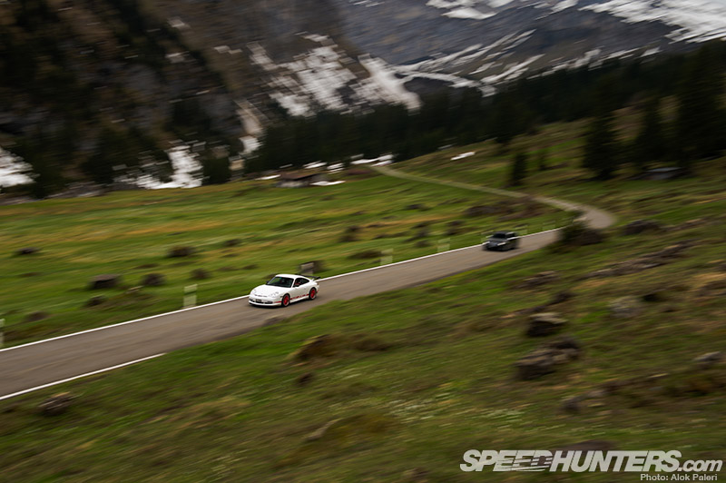 Dream Drive: The Klausen Pass