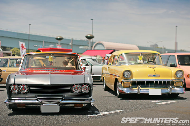 Mooneyes Street Car Nats: The Best Of The Rest