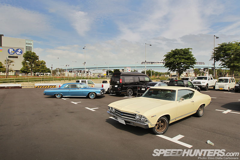 Parking Lot Hunting At The Street Car Nats