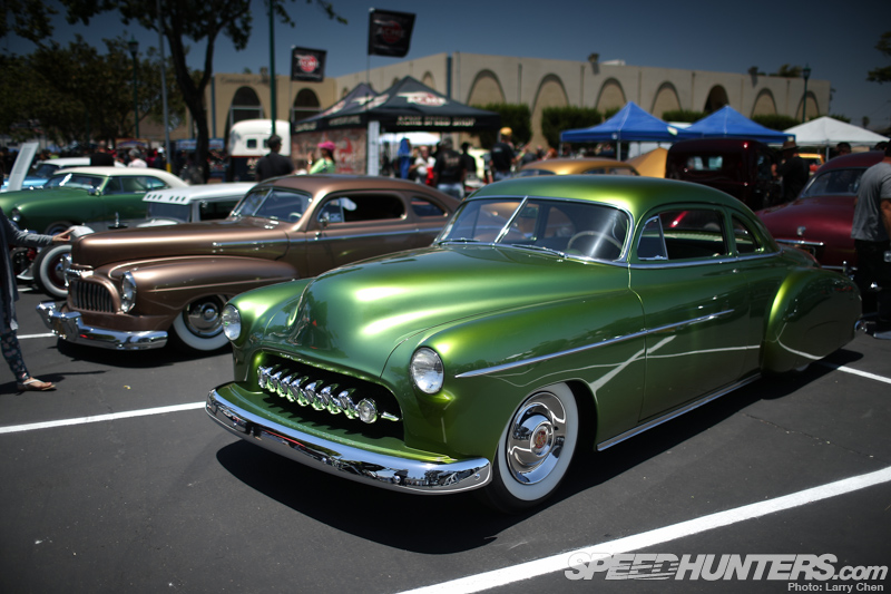 Cruisin' Nationals: Spotlight-o-rama Overload!