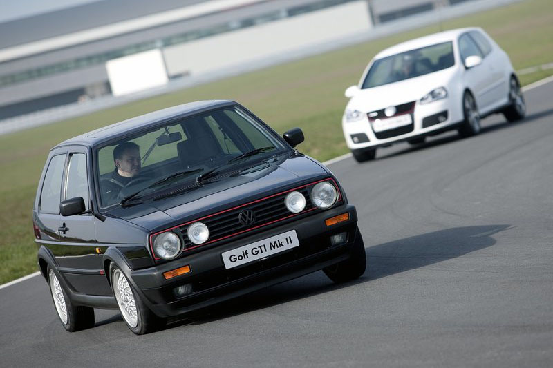 The Golf Gti: Seven Generations Of Fun
