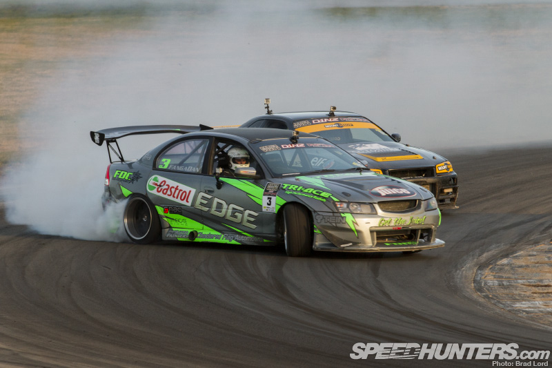Final Fling: D1nz Crowns A New Drift King