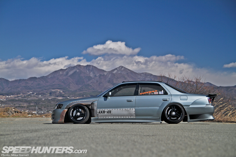 396 Style: A Jzx100 That Likes ToParty