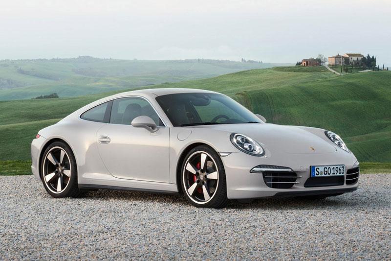 Porsche Goes Retro For The 911's50th