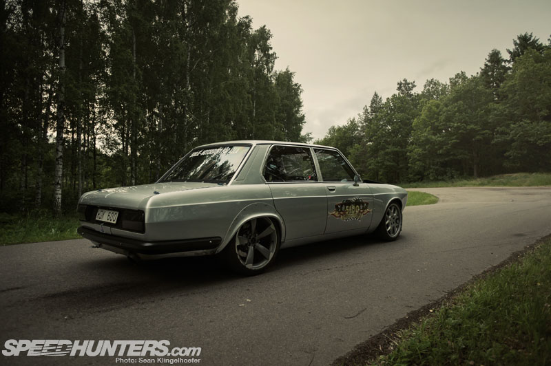 The Side Project A Classic Bmw Speedhunters