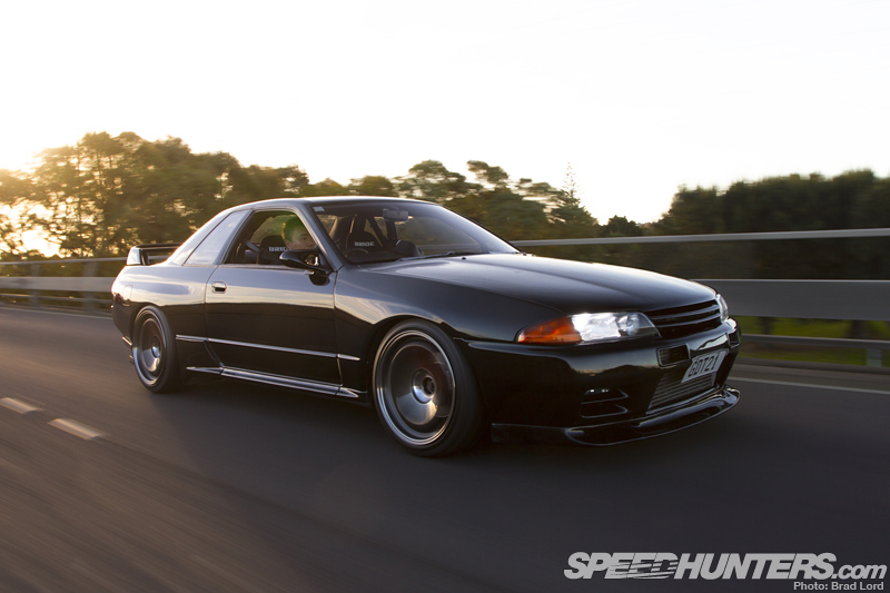 Street Regal: A BNR32 GT-R Built For Speed