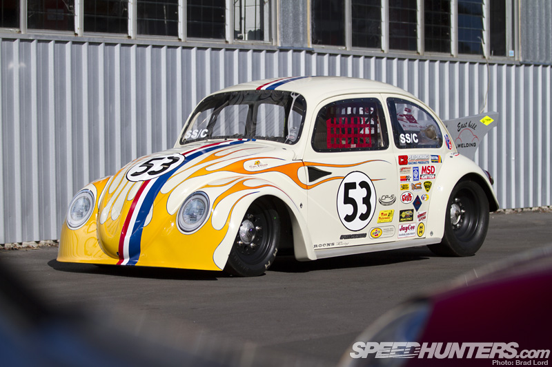 Holeshot Herbie: The Canadian-swedish-kiwi Bug