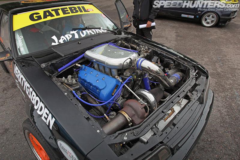 Engine Hunting @ GatebilSweden