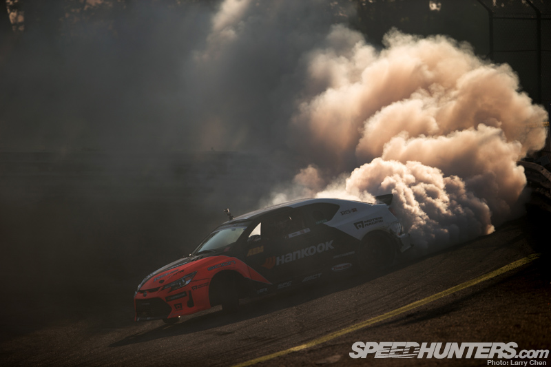 Against The Wall: Formula Drift New Jersey
