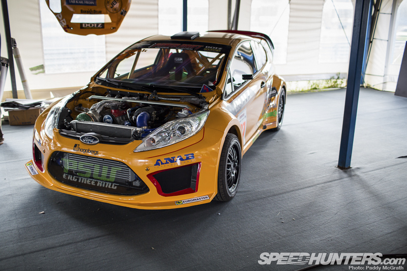 A Quick Look At A Fast Fiesta