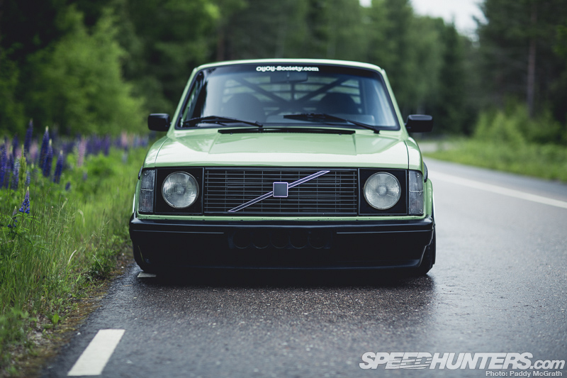 A Labour Ovlov: The Turbo Bmw-powered Volvo