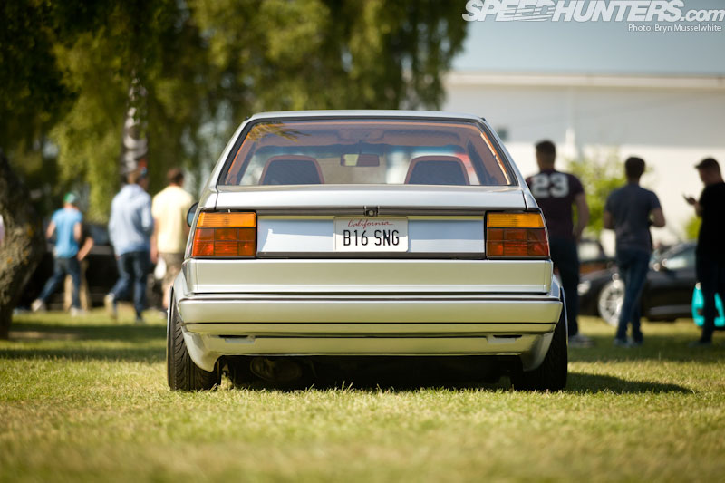 Unfinished Business: A Volkswagen Jetta Coupe - Speedhunters
