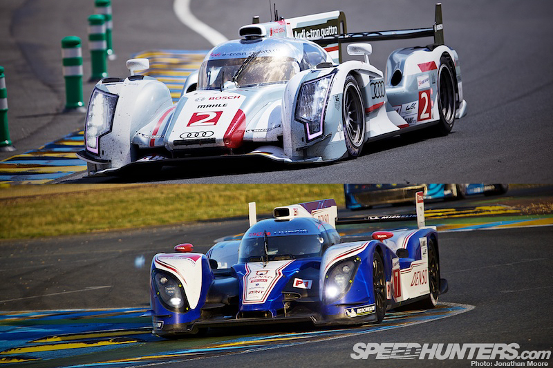 Poll: Audi Vs. Toyota At Le Mans