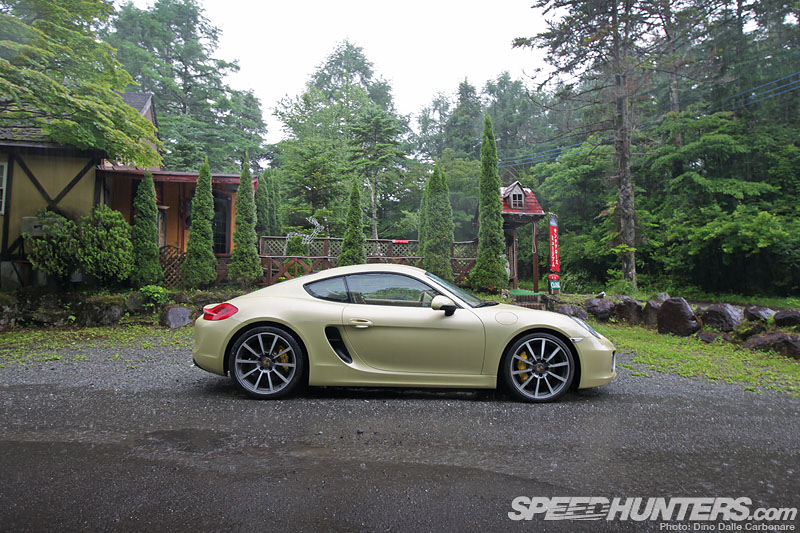 Driving Nirvana: A Drive In The New Cayman S