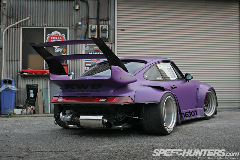 nakai goes turbo the rwb rotana speedhunters. Black Bedroom Furniture Sets. Home Design Ideas