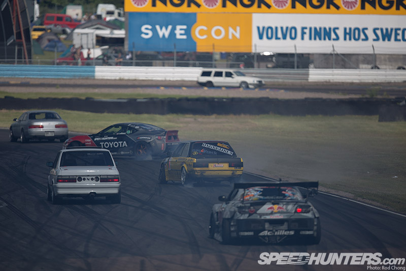Drift Tour: Doing It Swedish-style
