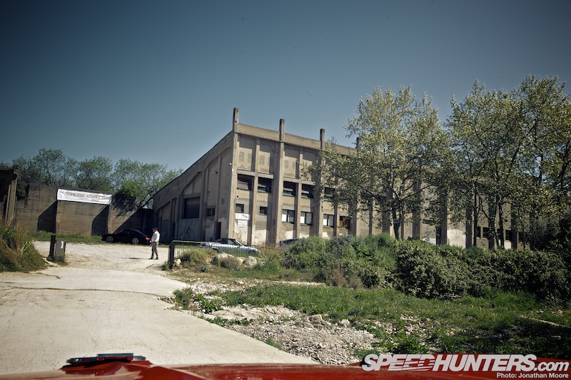 Welcome To The Terrordome Spain S Ghost Oval Speedhunters