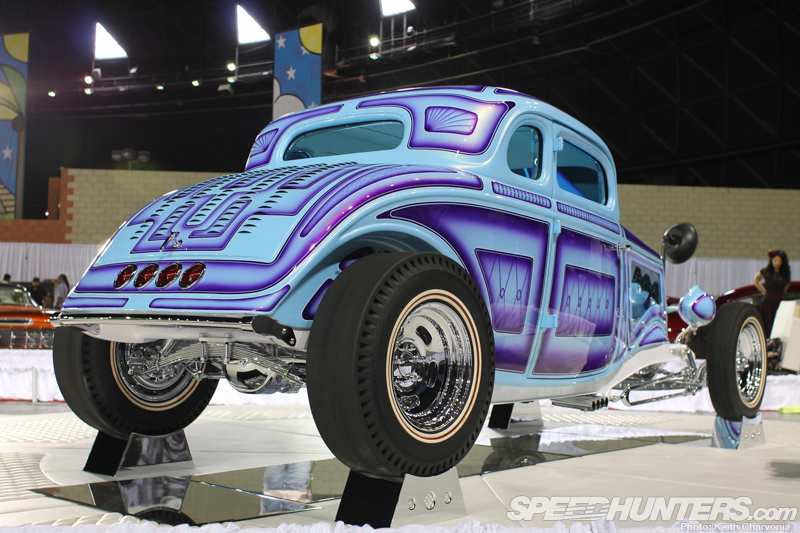 Ink-n-iron: Long Beach Spotlight-o-rama