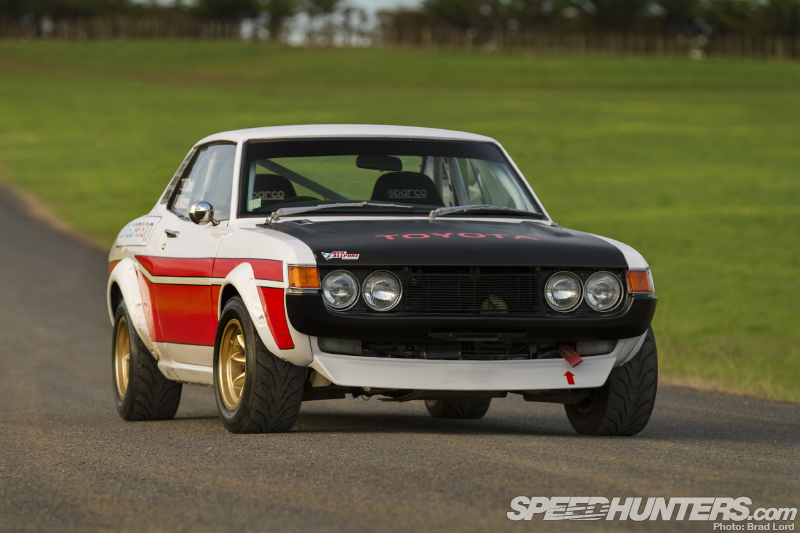 Special Stage: Recreating A Group 2-spec Celica